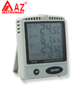 Monitor AZ87792 high precision temperature and humidity meter